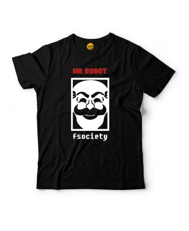 MR. Robot Fsociety T-Shirt
