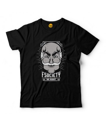 MR. Robot Fsociety New T-Shirt
