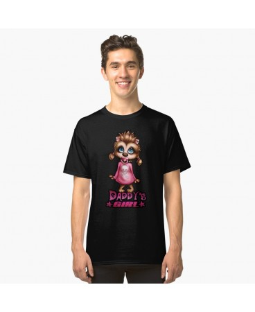 Daddy S Girl Classic T-Shirt