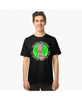 Rick and Morty T-shirt (UNISEX)