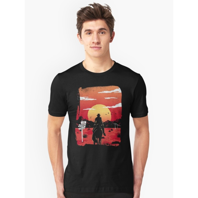 Red Dead Redemption 2 Tshirt