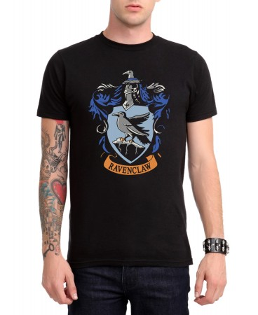 Harry Potter - Ravenclaw Erkek (Unisex) T-Shirt