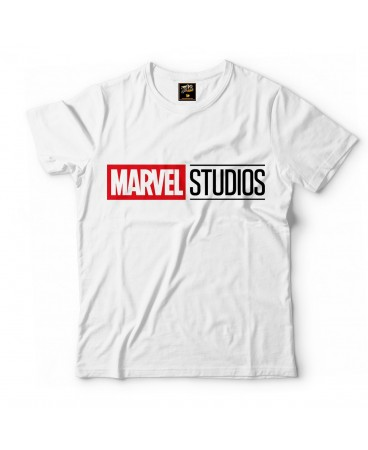 Marvel Studio - T-Shirt - Beyaz