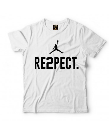 Re2pect T-Shirt - Beyaz