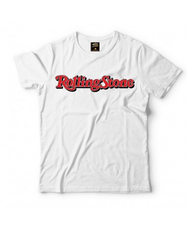 The Rolling Stones T-Shirt - Beyaz
