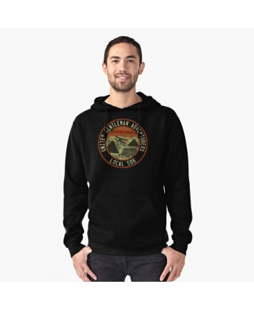 United Gentleman Adventurers Pullover Hoodie